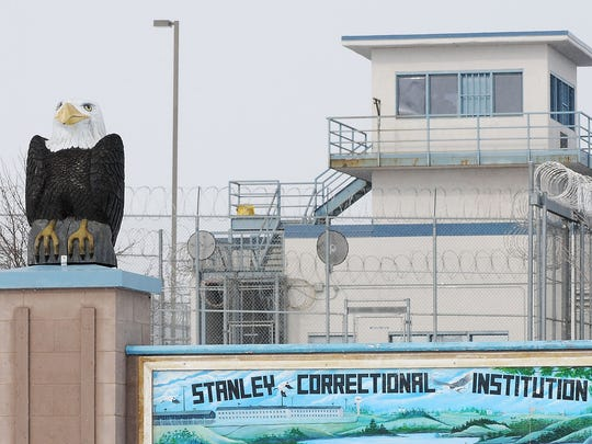 Stanley Correctional Institution in Stanley.