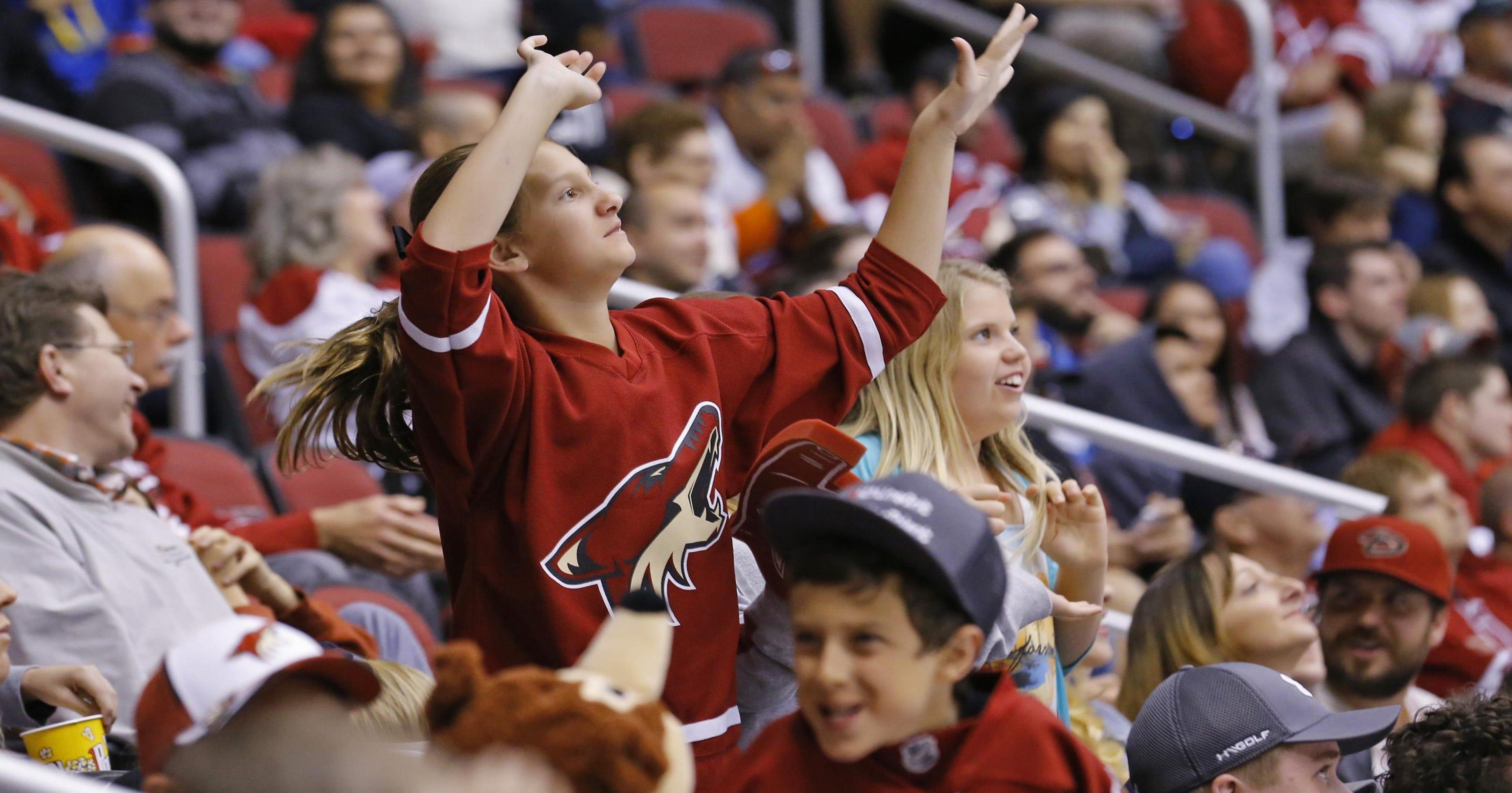 722fa153003 Arizona Coyotes fans boost Glendale tax revenue