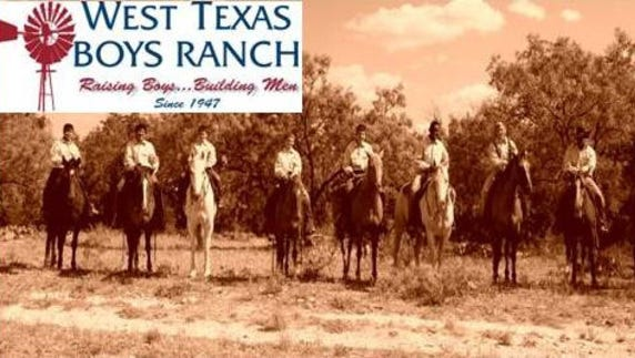 The West Texas Boys Ranch.
