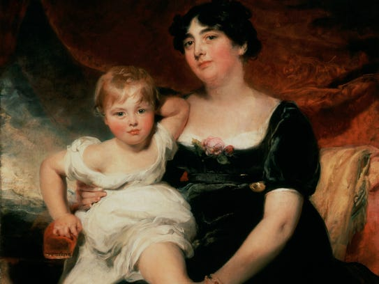 Thomas Lawrence (1769–1830), England, Mrs. Francis