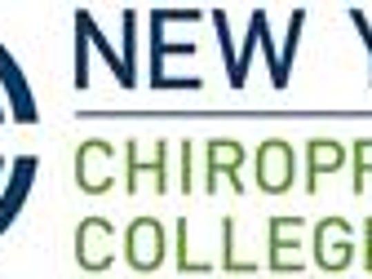 New York Chiropractic College logo