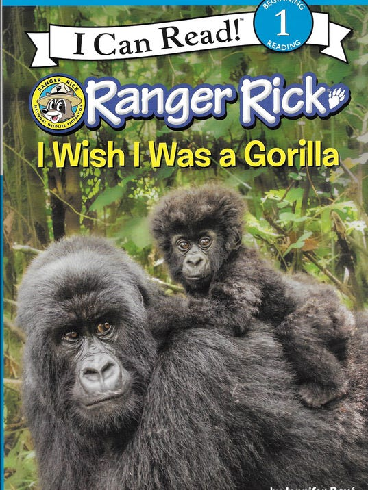 Ranger Rick I Wish I Was a Gorilla