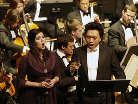 Amanda and Li Yi