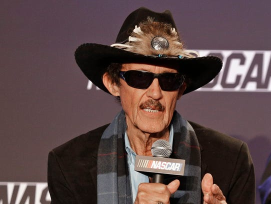 """""""King"""" Richard Petty is expected to stop in York County on Wednesday, May 9."""