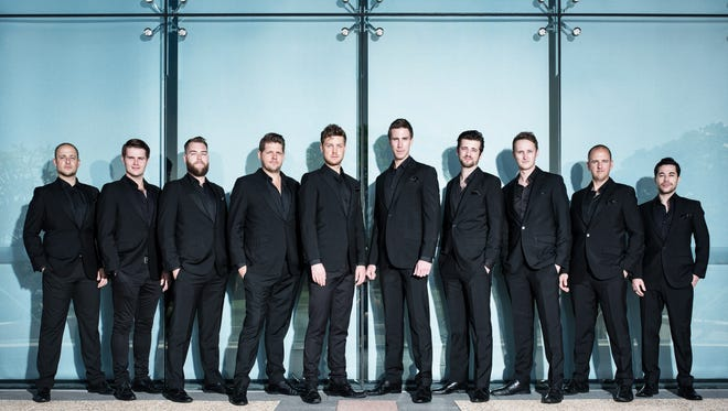 The Ten Tenors are coming to the McCallum Theatre for a record-setting performance.