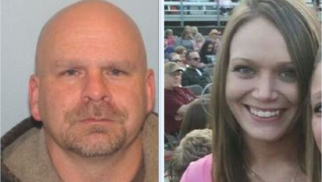 Ashland authorities are searching for fugitive Richard Lawless, who may be on the run with girlfriend Sarah Krupansky.