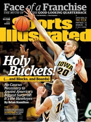 The regional cover of Sports Illustrated, featuring