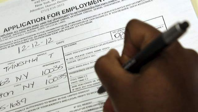Stock photo: unemployment