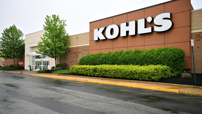 Kohl's in West Manchester Township, Wednesday, May 16, 2018. Dawn J. Sagert photo