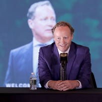 Photos: Bucks introduce Mike Budenholzer as new coach