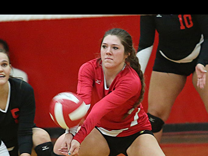 Palm Springs volleyball wins share of DVL crown