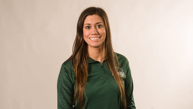 Acadiana High volleyball coach Celie LeBlanc Ulm has been named All-Acadiana Coach of the Year