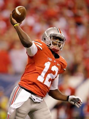 Ohio State quarterback Cardale Jones Jones