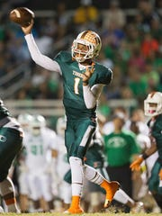 Dunbar Roars Back To Take Down Fort Myers