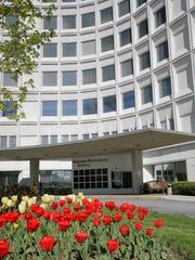 Northern Westchester Hospital in Mount Kisco.