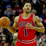 Chicago Bulls' Derrick Rose discussed the charge against him at the team's media day.