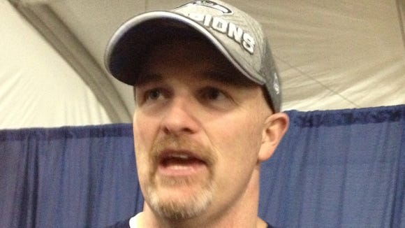 Dan Quinn file photo