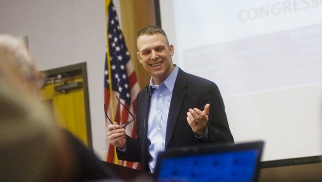 U.S. Rep. Scott Perry, R-York County, voted against the federal Every Student Succeeds Act.