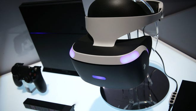 Sony's VR offering, the PlayStation VR goggle, is designed expressly for gamers using the company's PlayStation platform.