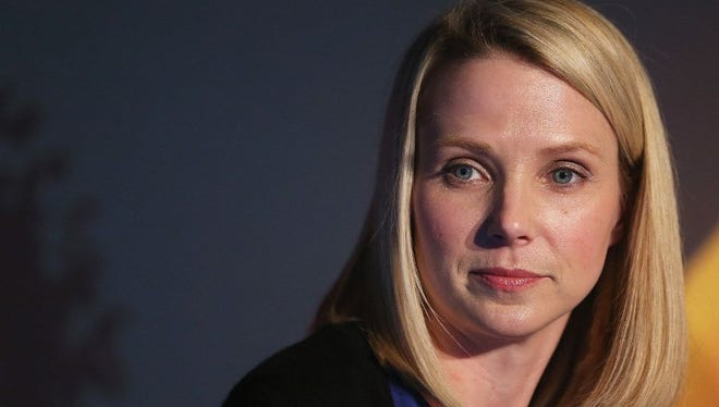 Marissa Mayer was a top ranked Google executive when she took on the challenge of running Yahoo in 2012.