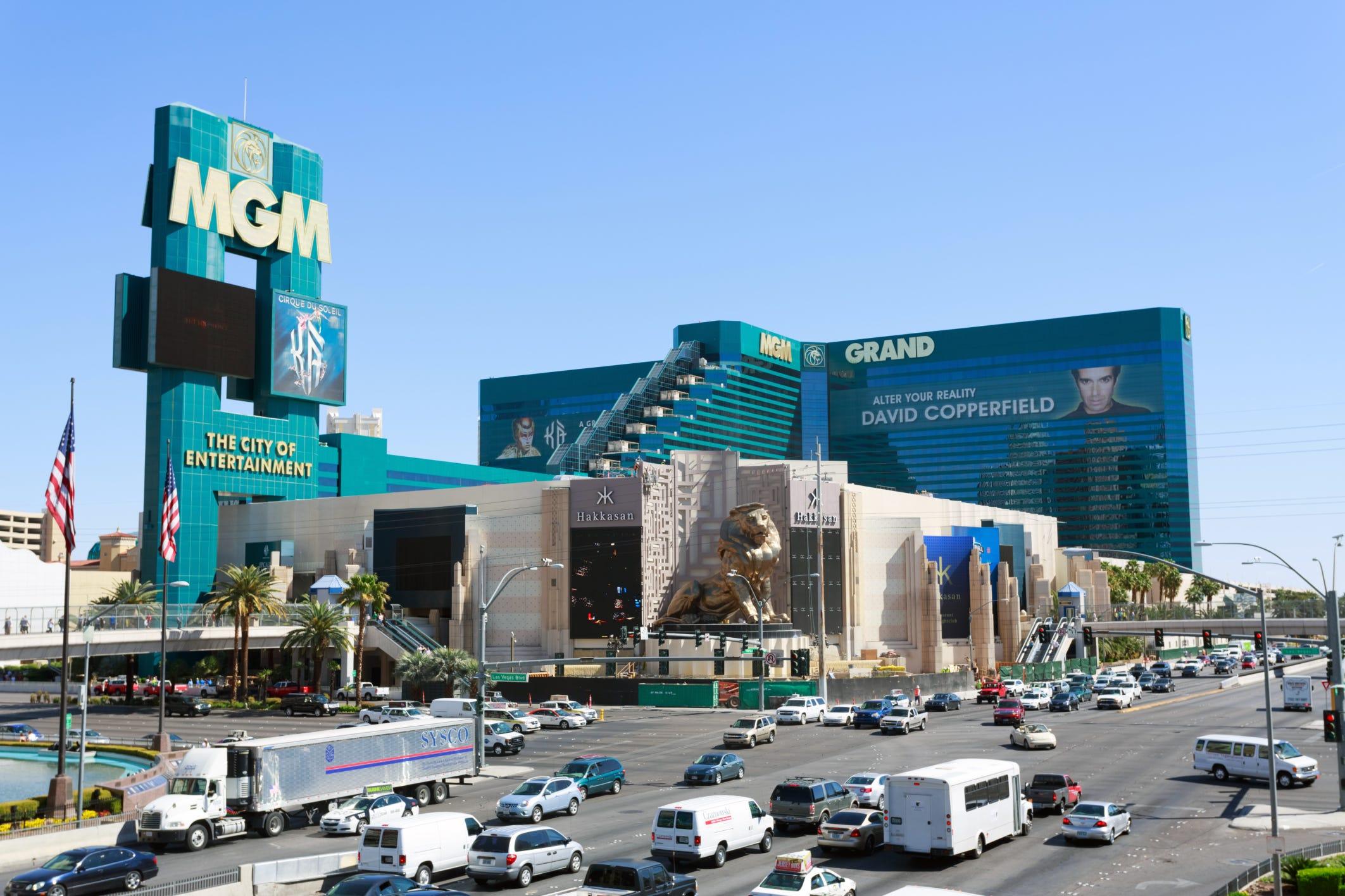 Mgm grand hotels and casino free bet casino no deposit