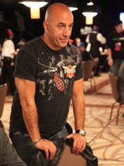 Poker World Society founder Philippe Rouas, who is accused in a lawsuit of cheating an investor out of $3.7 million, operated restaurants in Indianapolis before becoming a professional poker player and attempting to launch a poker-focused social network and clothing line call Poker Battle.