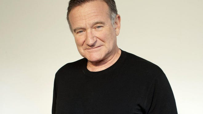 Robin Williams died in 2014.
