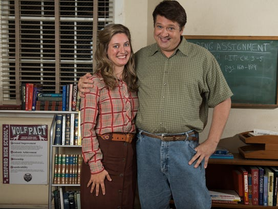 Mary (Zoe Perry) and George Sr. (Lance Barber) are