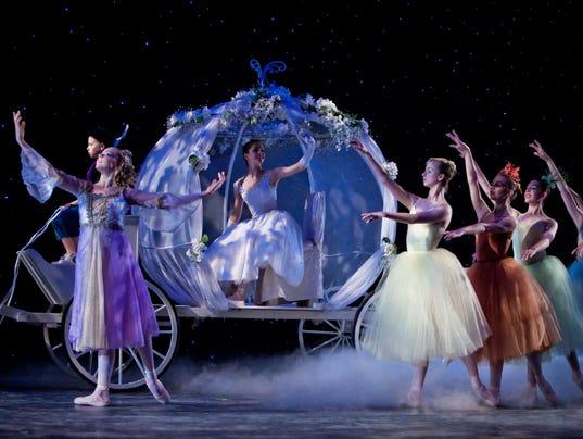 12/1-12/3: Ballet Etudes: Nutcracker