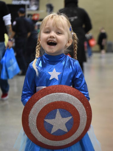 Images from Wizard World Comic Con Reno 2015 at the
