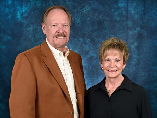 Mickey and Jan Clute are native Las Cruceans who both ran successful businesses for many years.