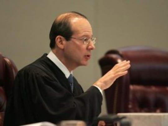 NJ Chief Justice Stuart Rabner