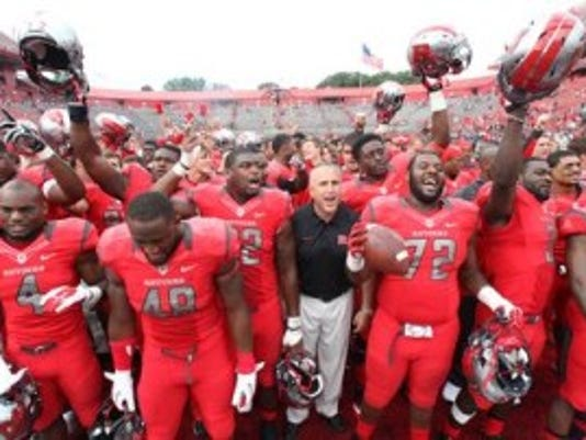 The Rutgers football team will host Penn State at 8 p.m. Sept. 13 at High Point Solutions Stadium in a game broadcast on Big Ten Network. (MyCentralJersey.com file photo)