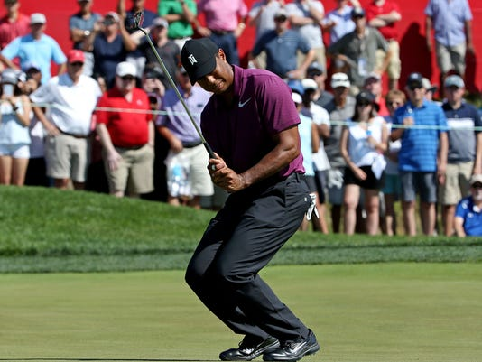 PGA: The National - Second Round