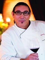 Chef Marcellino Verzino of Marcellino Ristorante.