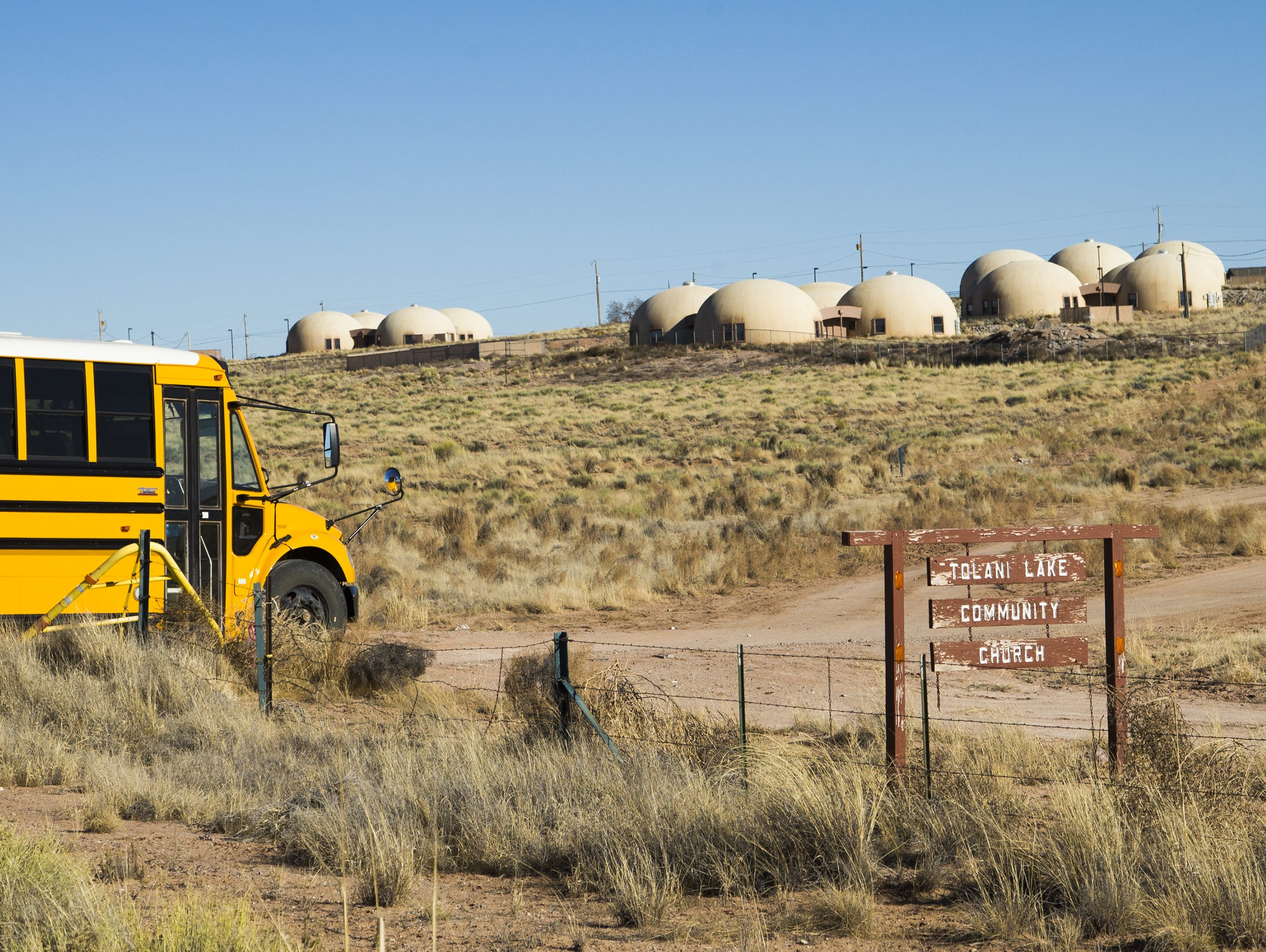 Eight years ago, the Navajo Housing Authority spent