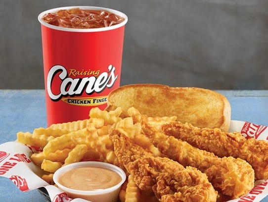 Raising Cane's plans to open a restaurant in West Des
