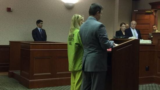 Common Pleas Judge Keith Spaeth set bond for Rebekah Kinner at $500,000, and set a $1,000,000 bond for Bradley Young.  Rebekah Kinner was charged Dec. 4 with a felony charge of permitting child abuse. Young's felonious assault charge in the case was upgraded Dec. 4 to murder after Kinsley died.