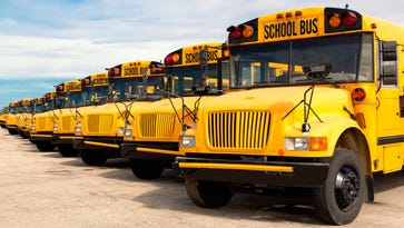 Security issues key in discussion of school bus loop plan