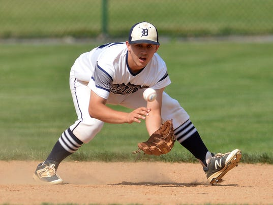 Dallastown vs State College in PIAA Class 6A baseball semifinals
