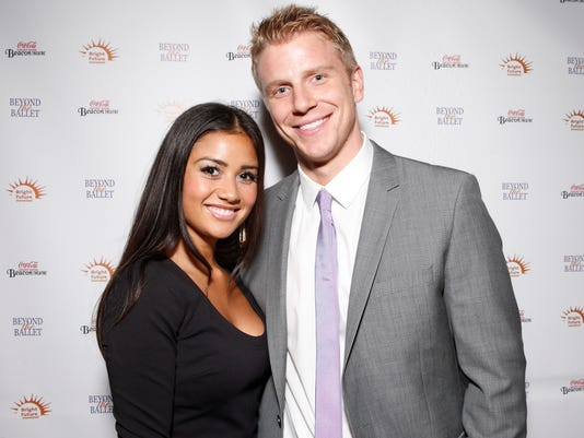 Sean Lowe and Catherine Guildici