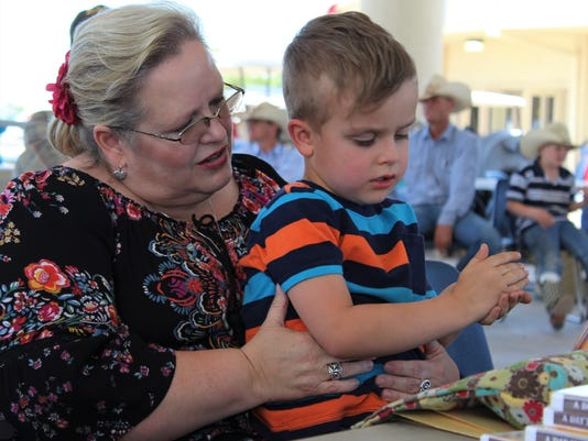 poet---donna-gore-with-grandson