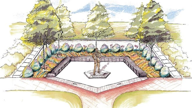 A new memorial to Pensacola leader Vince Whibbs Sr. is slated for Community Maritime Park with construction to start this summer.