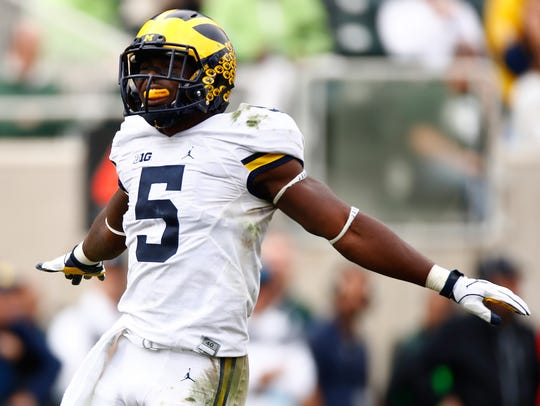 Michigan's versatile Jabrill Peppers leads a gifted