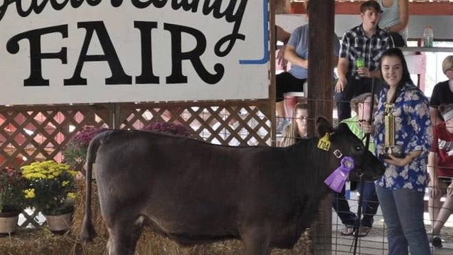Madison Woody of Norfork in Baxter County was recently named Oklahoma MissAgriculture USA 2021. She is a pre-veterinary medicine student at Oklahoma State University.