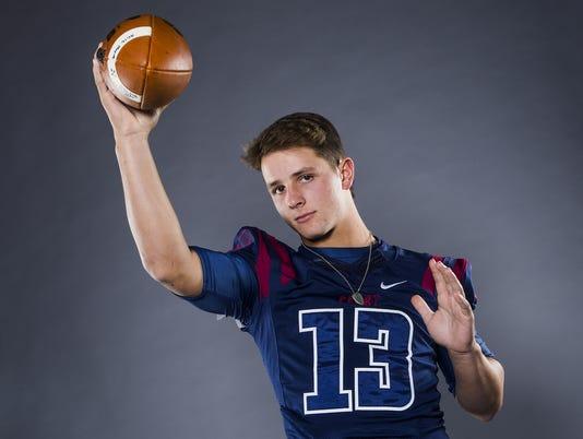High School Football stars