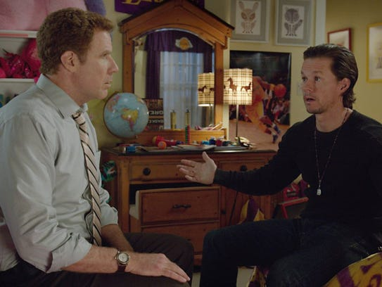 "Will Ferrell and Mark Wahlberg in ""Daddy's Home."""