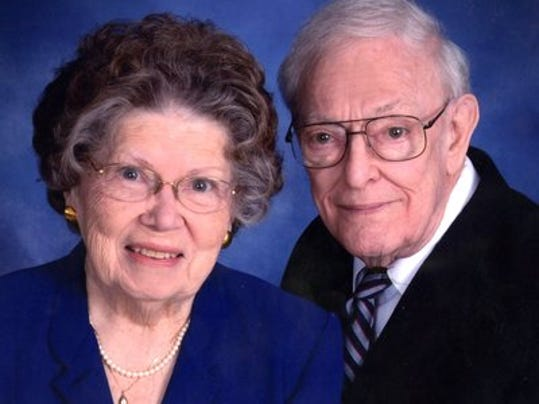 Anniversaries: Don Akers & Betty Akers