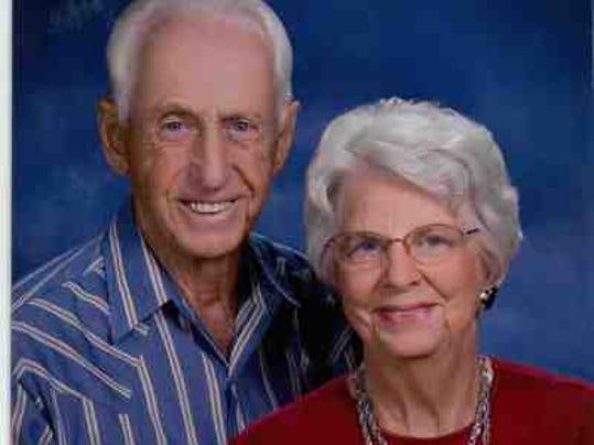 Anniversaries: Dean Larimer & Betty Larimer