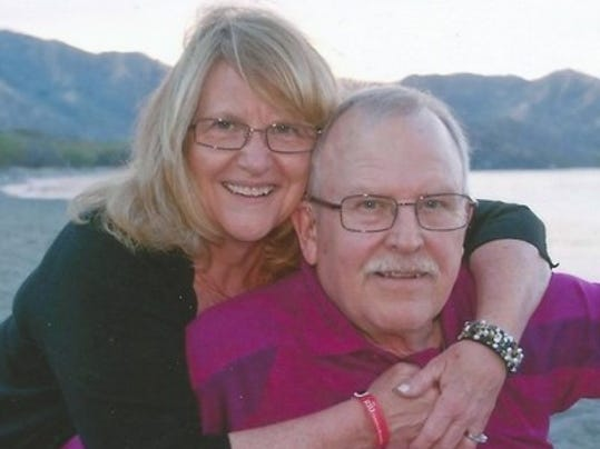 Anniversaries: Mike Merrell & Martha Merrell